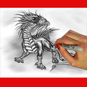 Draw Everything - Step by step icon