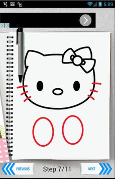 Draw Everything - Step by step apk screenshot