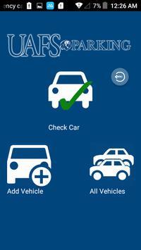 UAFS Parking screenshot 3