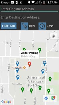 UAFS Parking screenshot 6