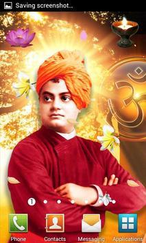 Swami Vivekanand Wallpaper LWP poster