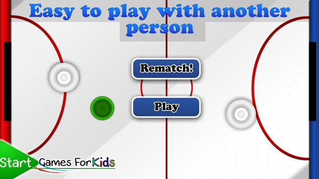 Air Hockey 2 Players screenshot 12