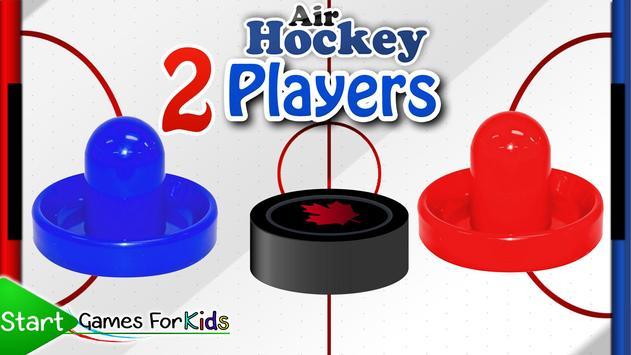 Air Hockey 2 Players screenshot 4