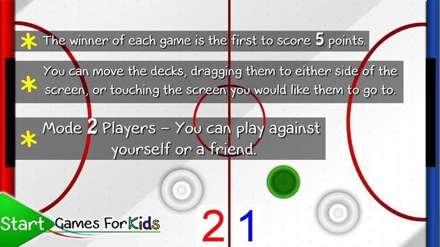 Air Hockey 2 Players screenshot 8