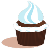 Recipes of cakes with photo step by step icon