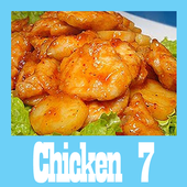 Chicken Recipes 7 icon