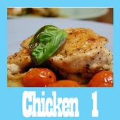 Chicken Recipes 1 icon