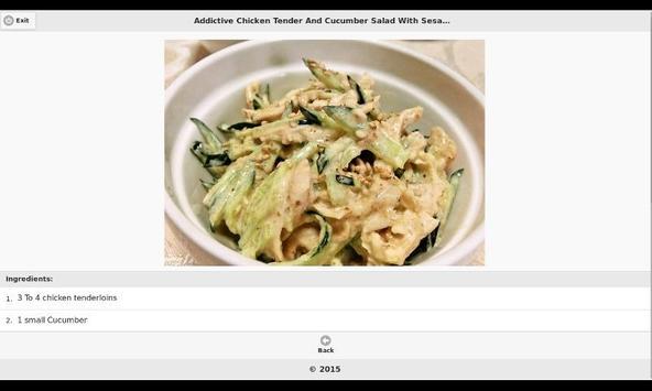 Chicken Recipes 1 apk screenshot