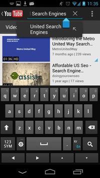 Hodol United Search Engines screenshot 2