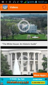 White House screenshot 3