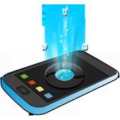 Hologram MyDevice Prank icon