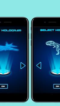 Hologram in Your Phone. Hologram Making App screenshot 1