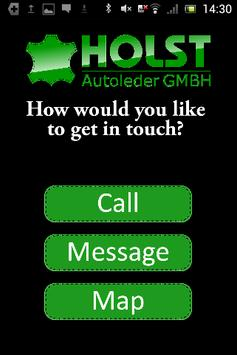 Holst Autoleder GmbH apk screenshot