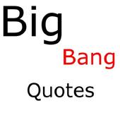 Big Bang Quotes icon