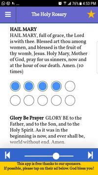 Pray The Holy Rosary  (With Audio) screenshot 2