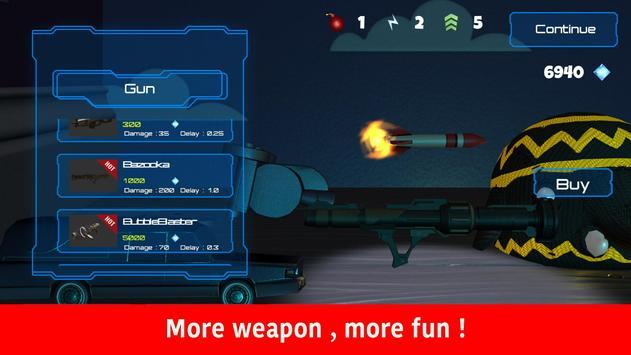 Alien Shooter ! No mercy ! screenshot 1