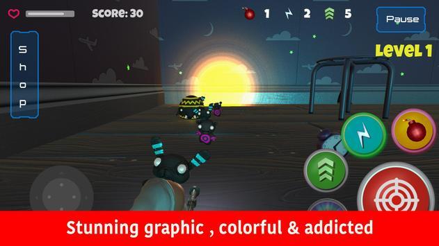 Alien Shooter ! No mercy ! screenshot 3