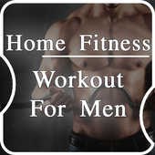 Home Fitness Workout For Men icon
