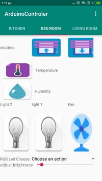 Home Automation with Arduino screenshot 3