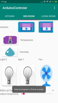 Home Automation with Arduino screenshot 2