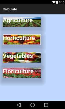 FertiCal apk screenshot