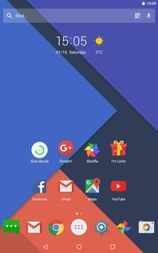 Solo Launcher-Clean,Smooth,DIY APK-Bildschirmaufnahme