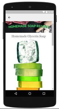Homemade Soap Recipes screenshot 2