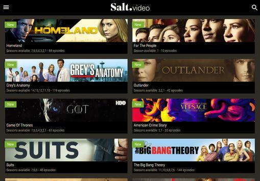 Salt Video screenshot 8