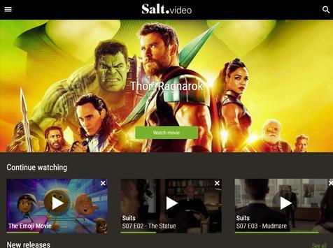 Salt Video screenshot 11