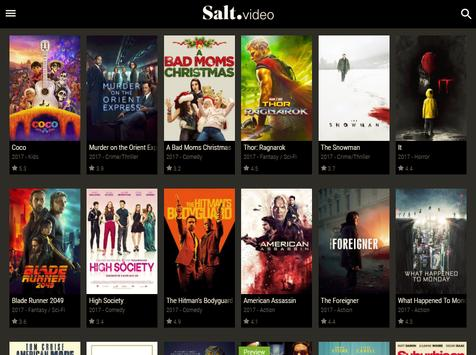 Salt Video screenshot 12