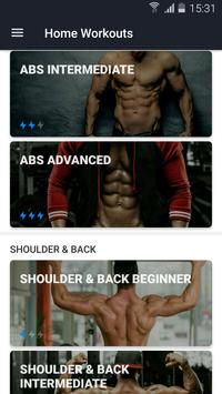home workout  no equipment for android  apk download
