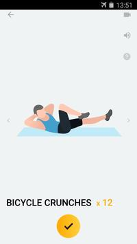 Home Workout for Men screenshot 2