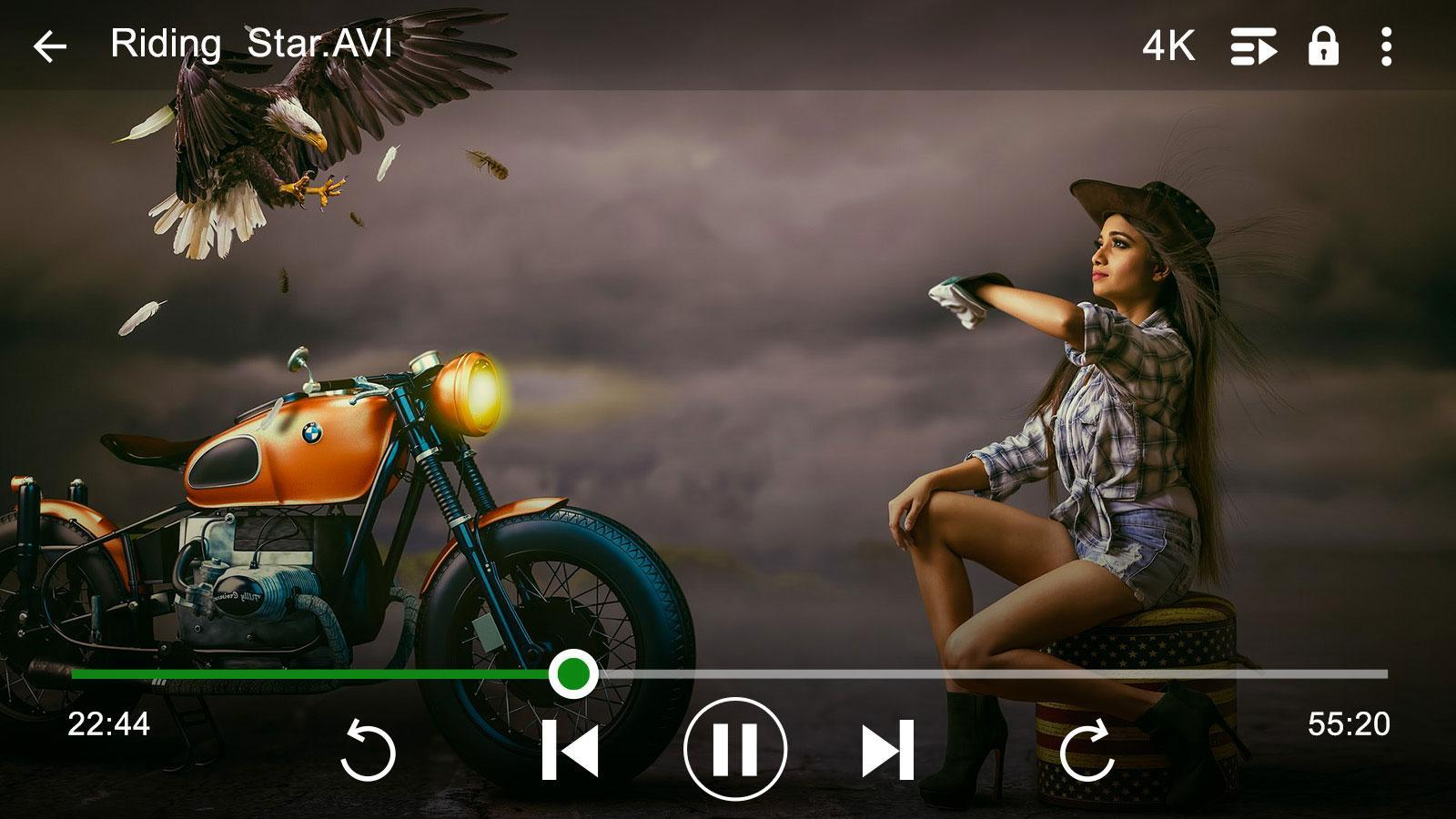 5k Video Player for Android - APK Download