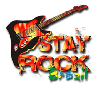 Radio Web Stay Rock Brazil poster