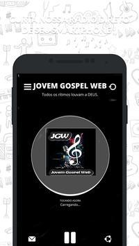 JOVEM GOSPEL WEB poster