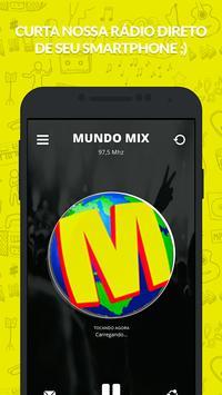 Rádio Mundo Mix poster