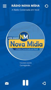 Rádio Nova Mídia screenshot 1