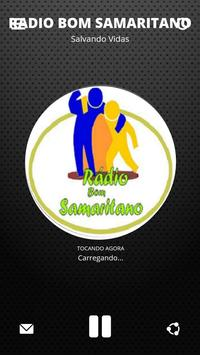 RADIO BOM SAMARITANO poster