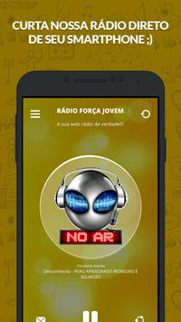 Radio Força Jovem 海報