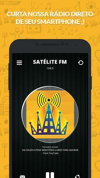 Satélite FM 104,9 poster