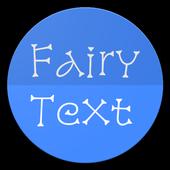 Fairy Text icon