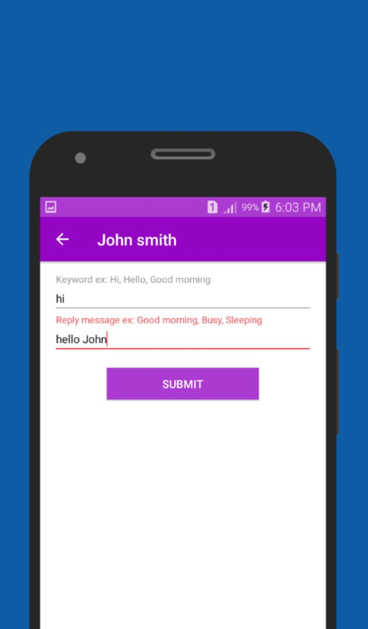 Auto-Reply for Line for Android - APK Download