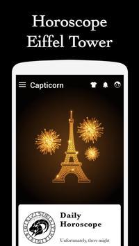Eiffel - Tower Horoscope Theme apk screenshot