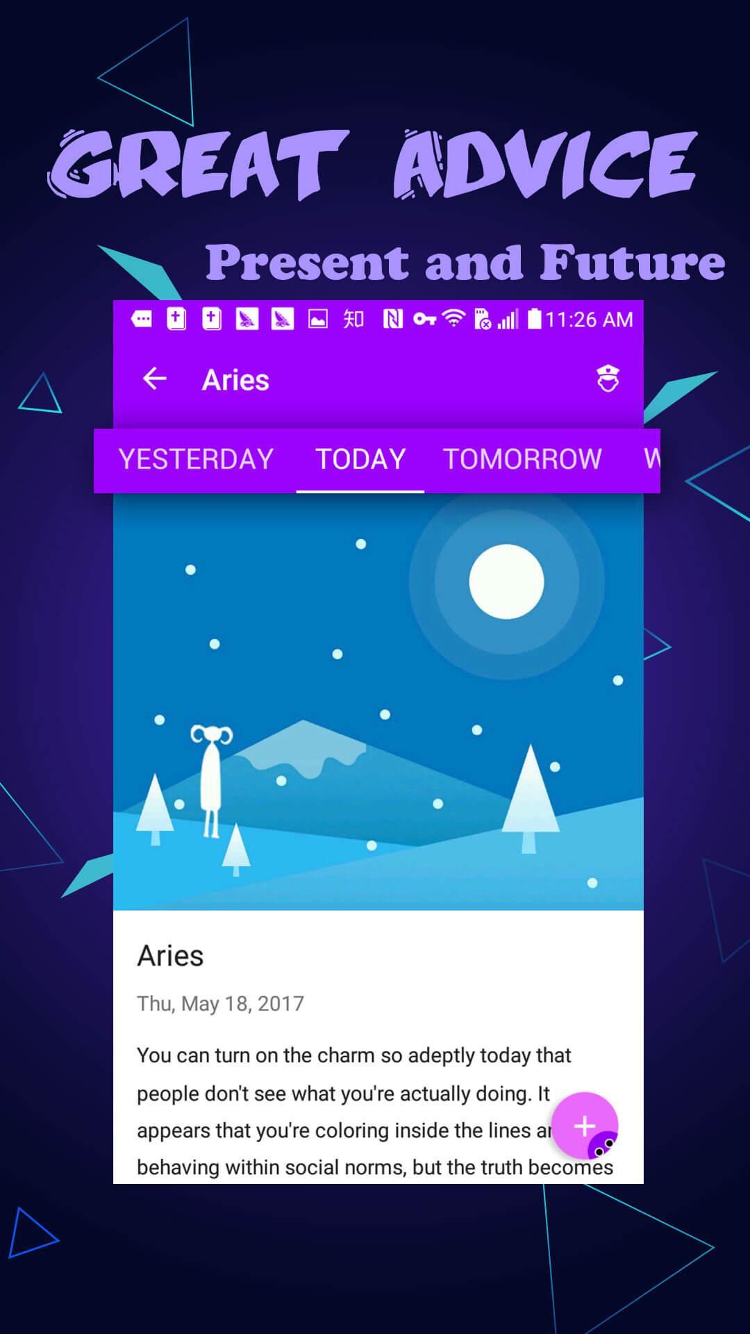 Horoscope Scorpio Theme for Android - APK Download
