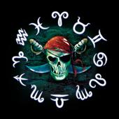 Pirate Horoscope Theme icon