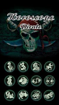 Pirate Horoscope Theme poster