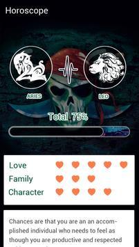 Pirate Horoscope Theme apk screenshot