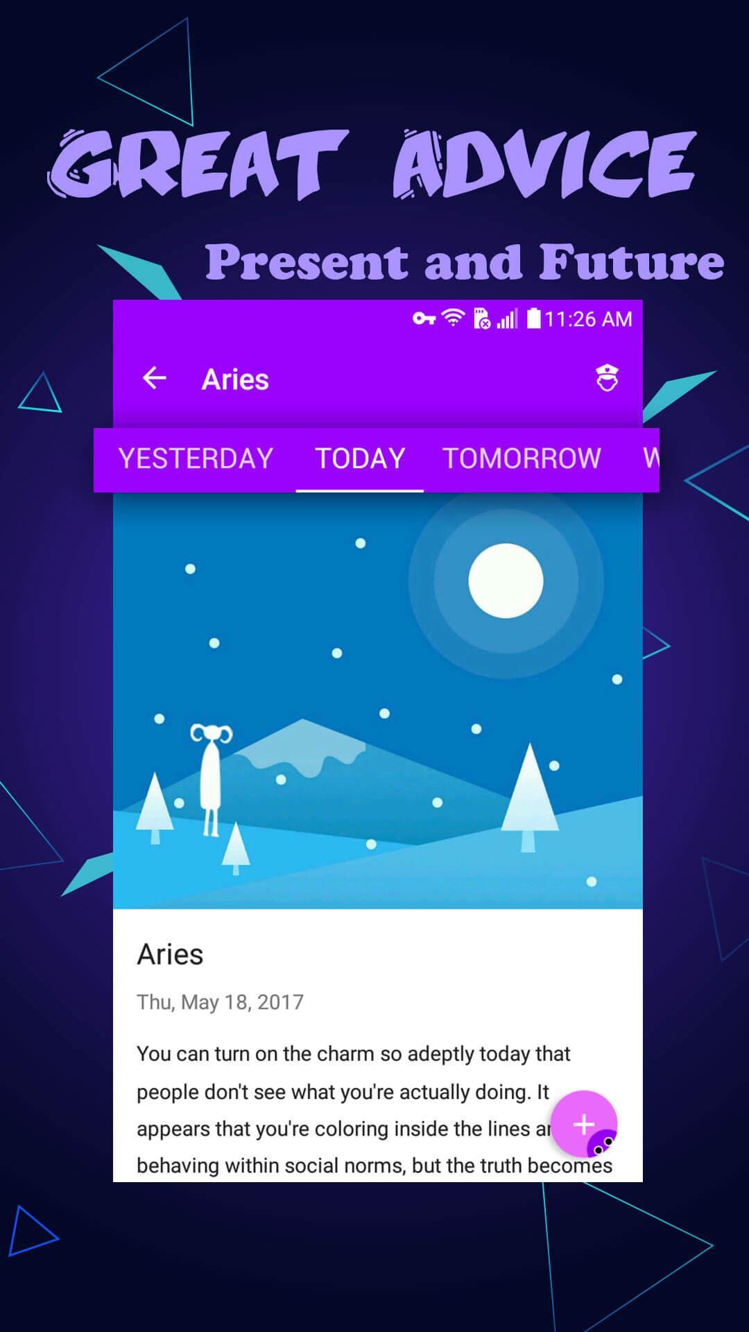 Horoscope Pisces Theme for Android - APK Download