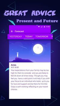 Neon Eye Horoscope Theme apk screenshot