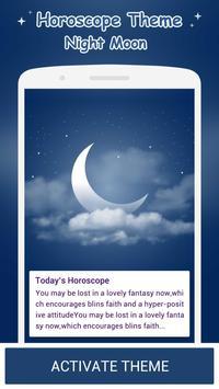 Night Moon Theme of Aries etc. poster